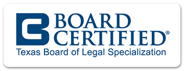 Board Certified in Criminal Law